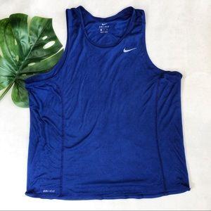 Nike Dri Fit Workout Tank Size XXL EUC